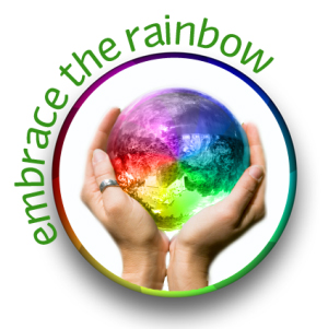 Embrace the Rainbow logo